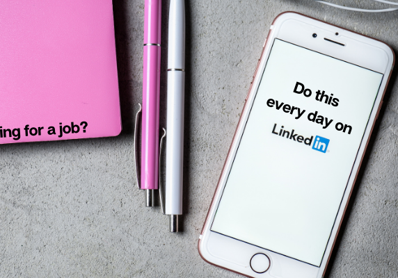 Do this every day on linkedin
